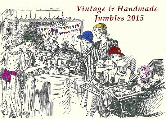 V&H Vintage Jumble Sales 2015