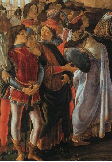 About Botticelli, Generous Clothing for the Curvaceous Woman
