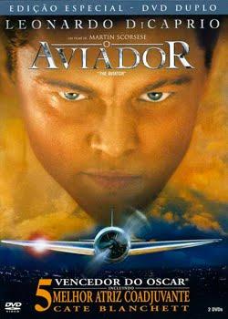 Filme Poster O Aviador DVDRip XviD & RMVB Dublado