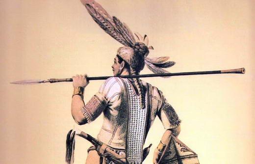 ksatria+dayak Sumpit, Senjata Suku Dayak Yang Lebih Ditakuti Dari Peluru