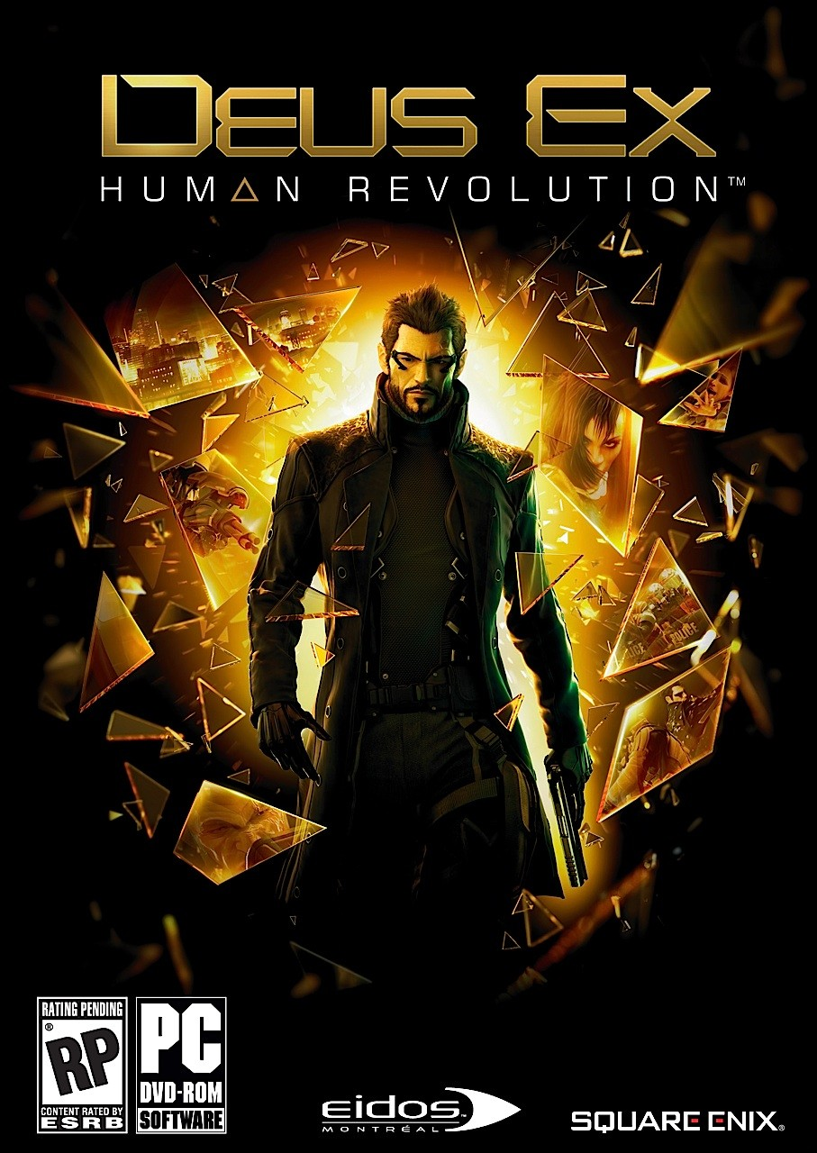 Deus Ex Human Revolution Director s Cut Steam Trading  - deus ex human revolution directors cut wallpapers