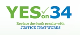 prop 34 the death penalty As californians weigh proposition 34, a look at life on death row with california's death penalty hanging in the balance, christine pelisek visits san quentin.