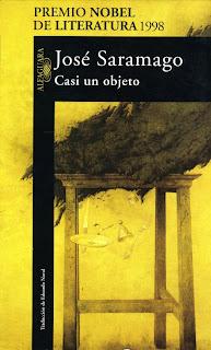 Casi un Objeto - José Saramago