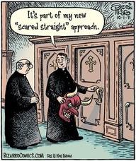 Catholic Confessional Humor