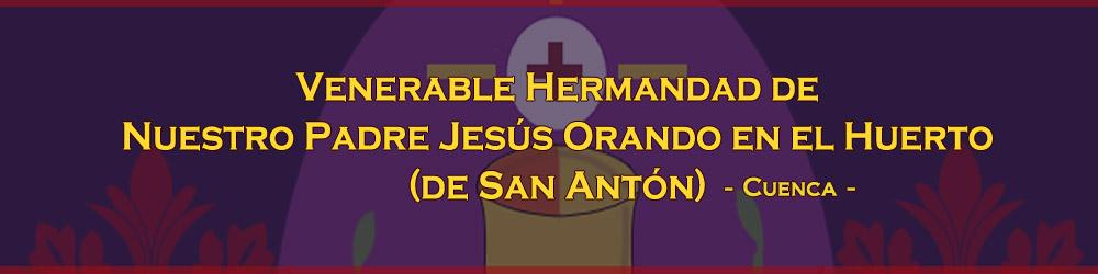 Venerable Hermandad de Nuestro Padre Jesús Orando en el Huerto (de San Antón)