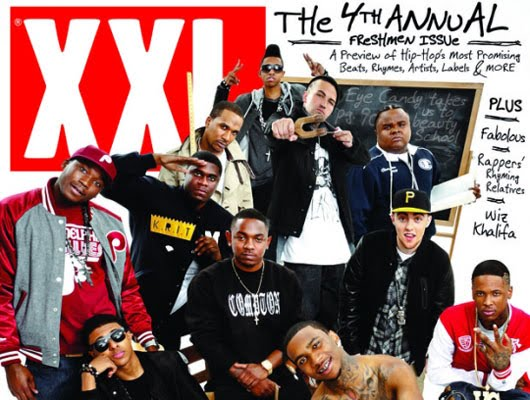 XXL Freestyle Kendrick Lamar