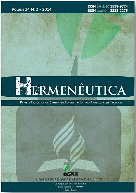 Revista Teológica do IAENE