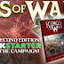 KICKSTARTER: Kings of War 2nd Edition Final Day + Mantic Open Day