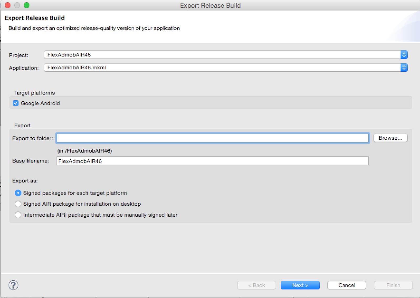Game Dev To Died Adobe Flash Builder 4 6 Flex Mobile