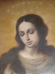 Nuestra Madre Santísima La Inmaculada Virgen Maria