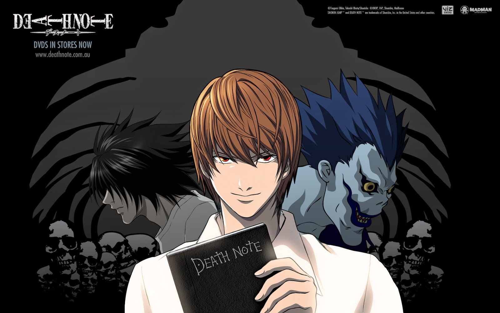 Light Yagami from Death Note