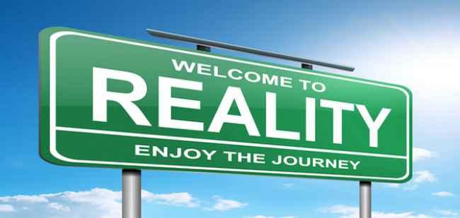 belajarlah menerima kenyataan dengan ikhlas