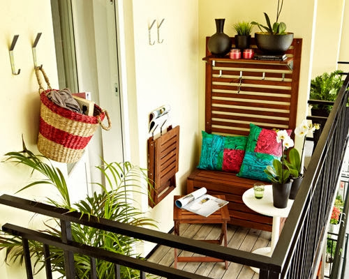 Use Of Balconies 24 Decor Reorganization Ideas For Small Balconies