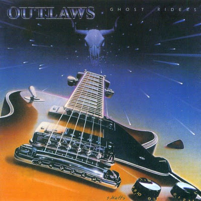 Outlaws - Ghost Riders 1980 (USA, Southern Rock, Country Rock)