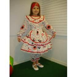 imagens de modelos de Vestidos Caipiras