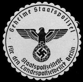 Image result for gestapo symbol