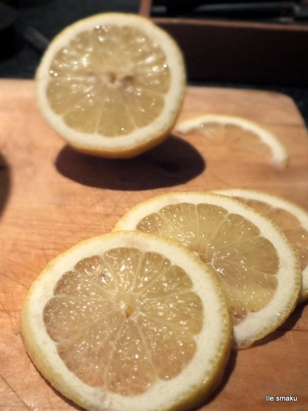 lemoniada imbirowa