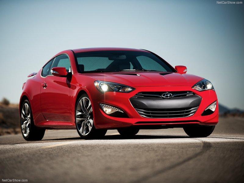 2013 Hyundai Genesis Coupe Sport