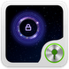 Download Tema Android Starry Theme GO Locker APK