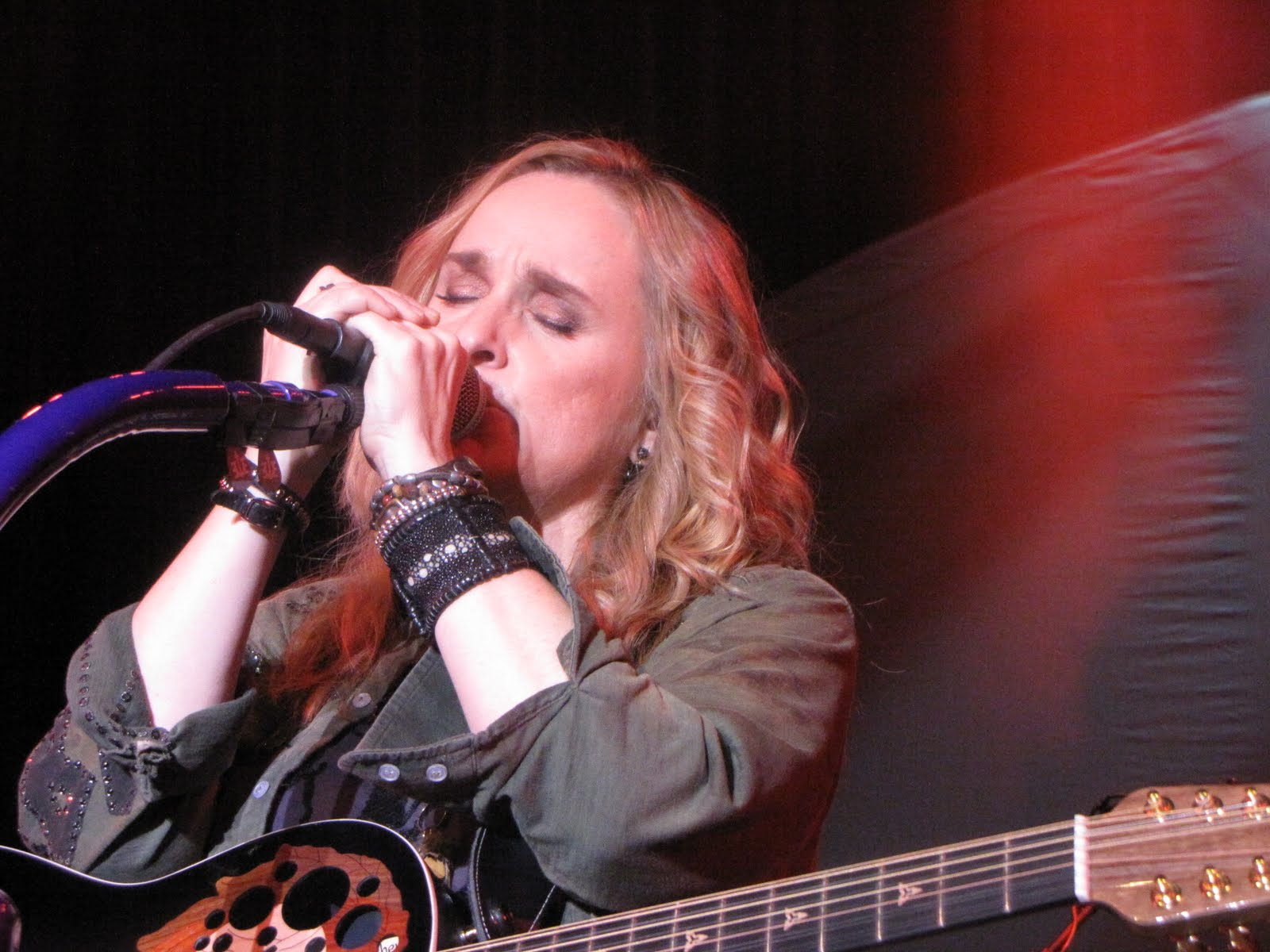 Melissa Etheridge Releases Uprising of Love' Video for Russia