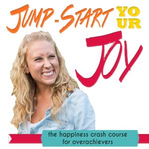 jump-start your joy