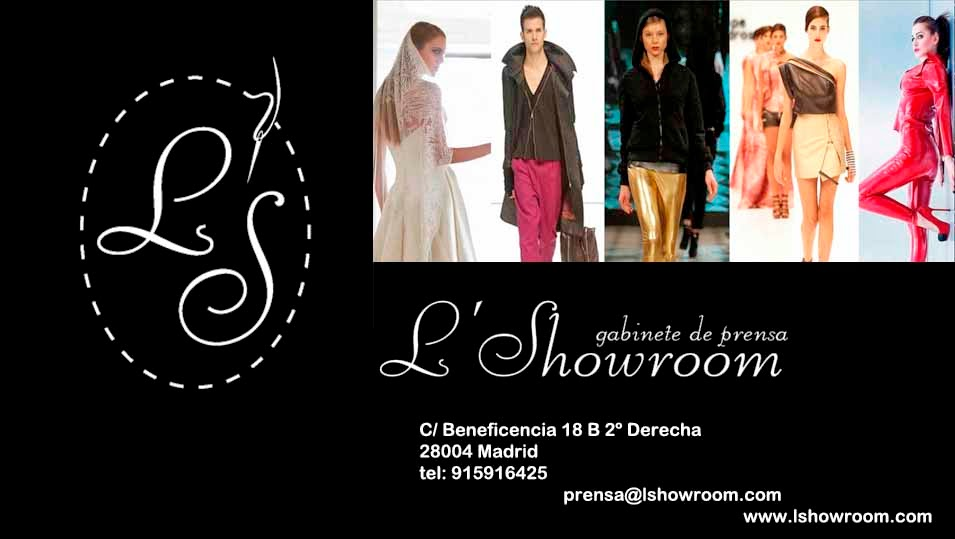 L´Showroom Gabinete de Prensa