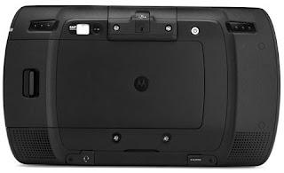 Motorola ET1 Enterprise Tablet Back Side Image