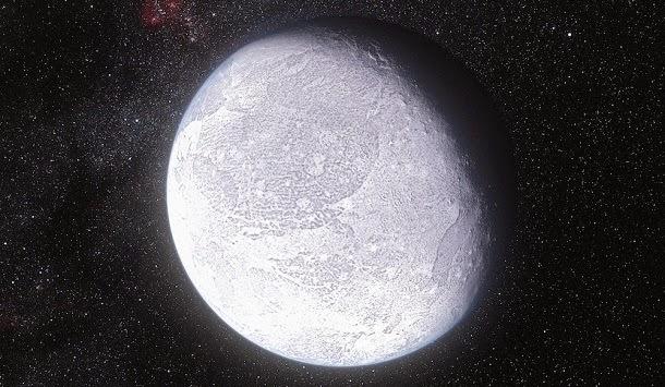 Eris: O planeta anão gêmeo de Plutão