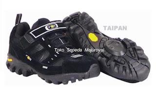 Sepatu Sepeda Mtb Cleat Flr TAIPAN