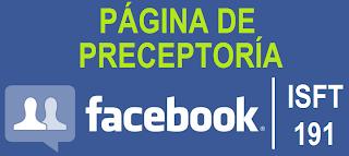 https://www.facebook.com/pages/ISFT191Preceptoria/508519265911404?fref=ts