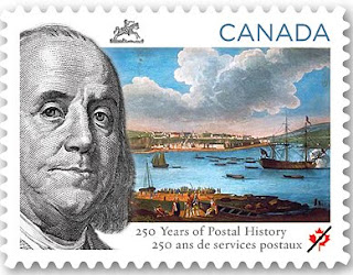 Canada: 250 Years of Postal History - www.canadapost.ca
