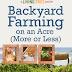Book : Backyard Farming on an Acre