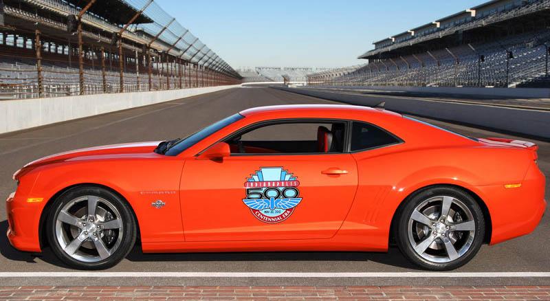 2010 Indy 500 Camaro Pace Car