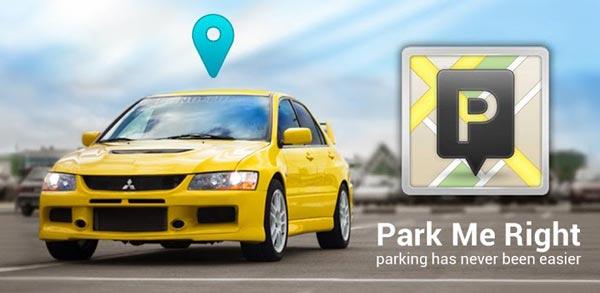 Car Locator app para localizar tu coche