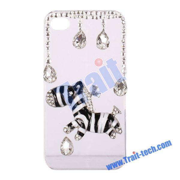 3d Zebra Iphone 5 Case2