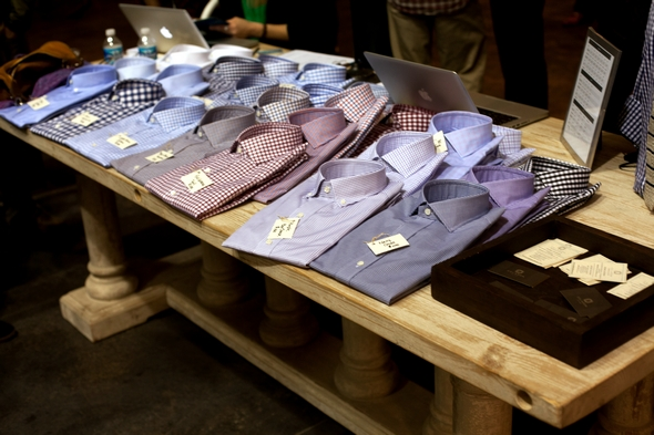 Ledbury shirts pop up shop charleston