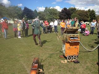 Peterborough arts festival – Ramshackalicious