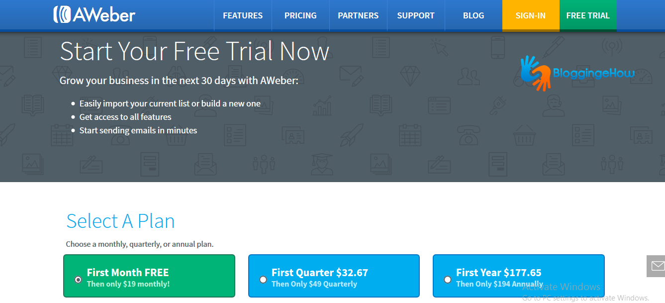 Aweber: Best Email Marketing Tool Offer Free Trial Now! Try It Now!