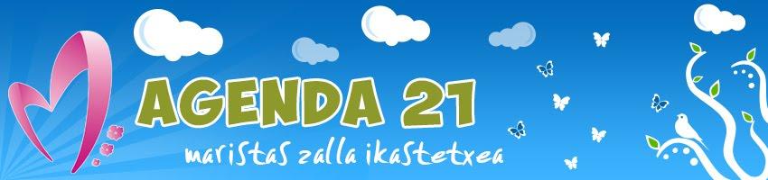 AGENDA 21 - MARISTAS ZALLA 21