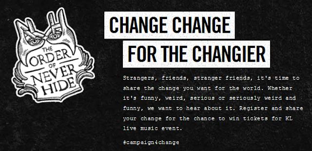 #Campaign4Change