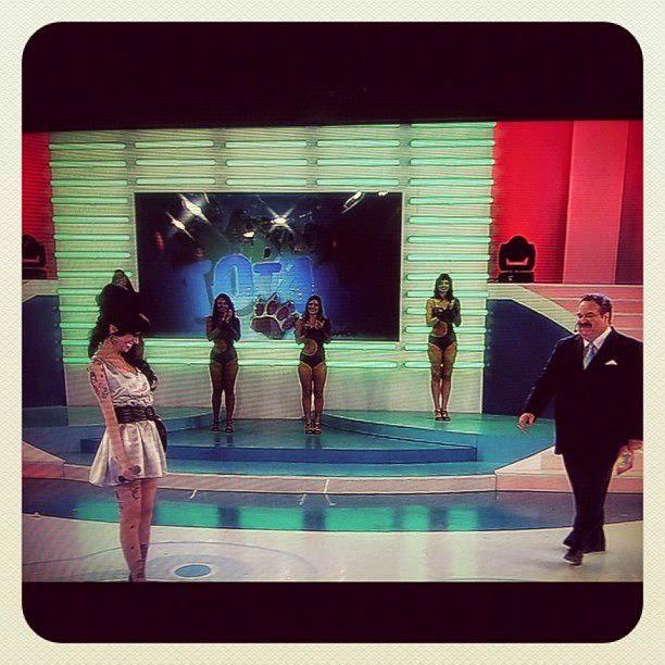 Sábado Total recebe Sósia Amy Winehouse!