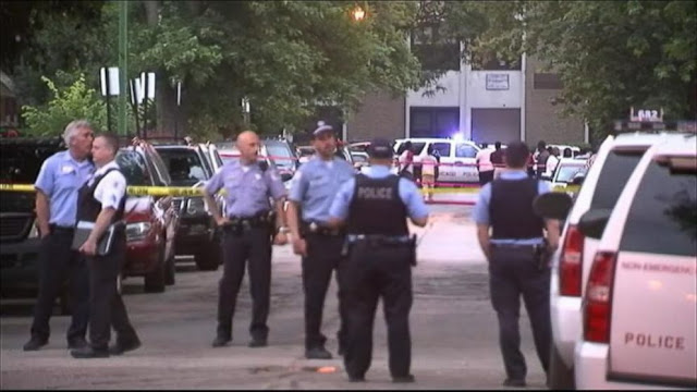 Chicago Cop Shoots A 17-Year-Old Black Man 16 Times