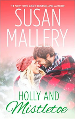 susan mallery, holly and mistletoe, books to read