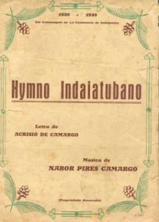 Hino Indaiatubano - Ouça aqui!