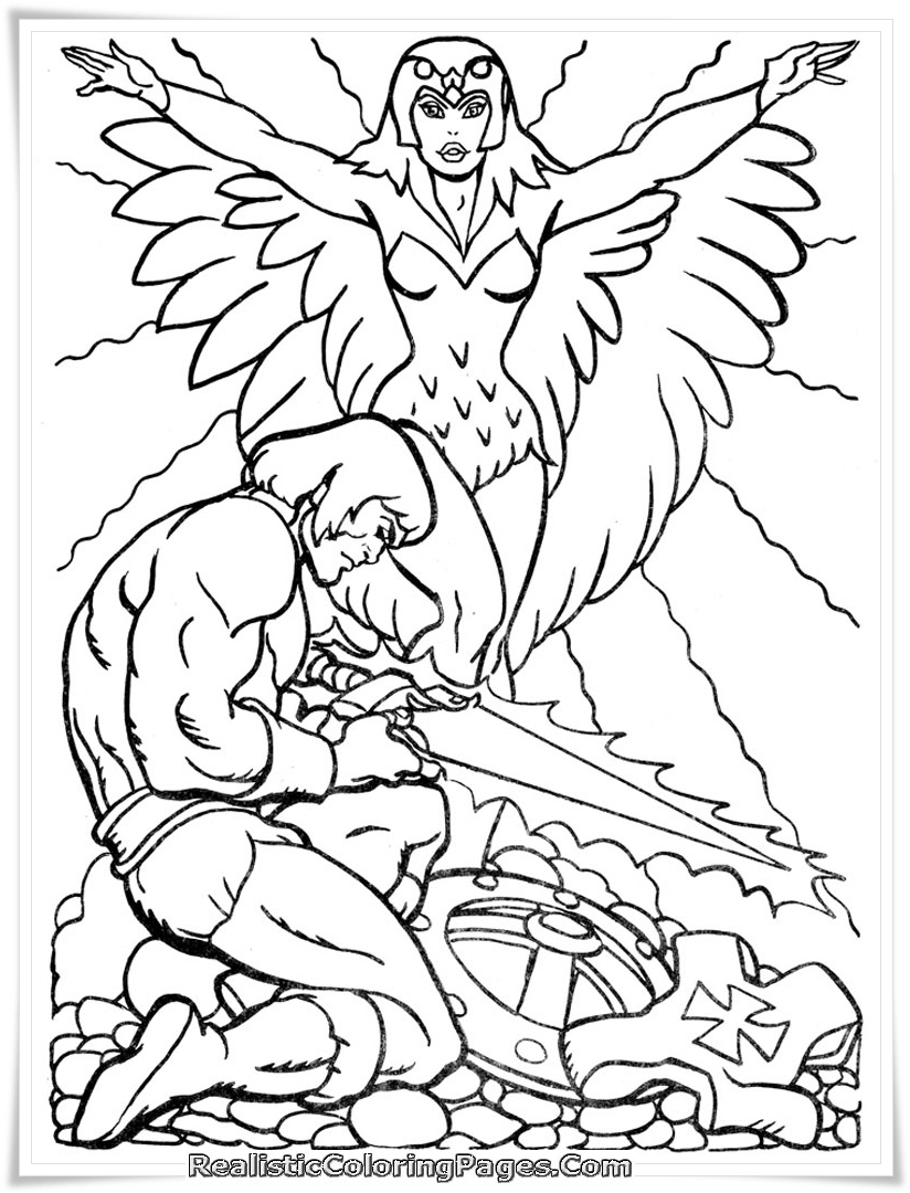 Coloring Pages Of Barbie And The Diamond Castle 4337992