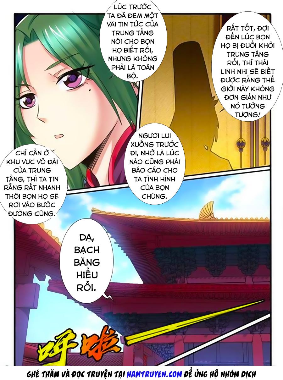 Huyễn Thú Vương chap 278 - Trang 6