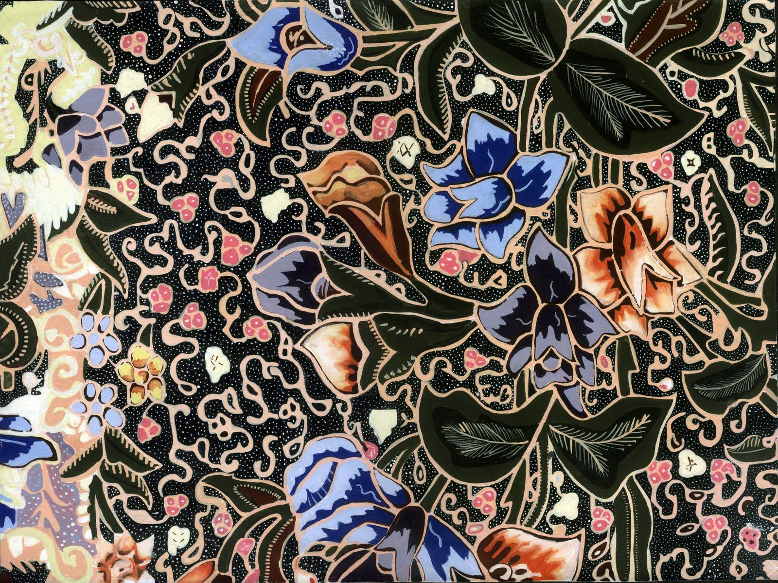 pesisir batik motif keraton batik east java batik motif in sumatera ...