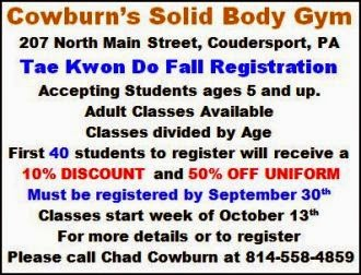 Cowburn's Solid Body Gym...................#930