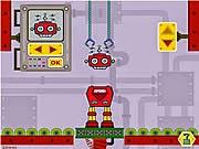 chơi game lắp ráp robot