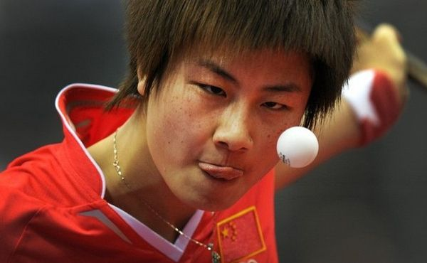 Funny Table Tennis Faces All Funny